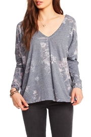 Chaser Relaxed Double-V Top - Product Mini Image