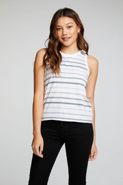 Chaser Rpet Muscle Tee - Front cropped