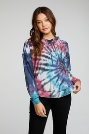 Chaser Rpet Shirttail Hoodie - Product Mini Image