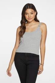 Chaser Scoop Ring Cami - Front cropped