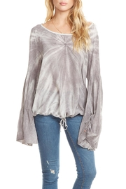 Chaser Silk Boho Top - Product Mini Image