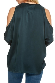 Chaser Silk Charmeuse Blouse - Side cropped