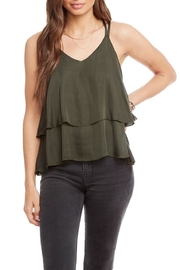 Chaser Silky Tiered Cami - Product Mini Image