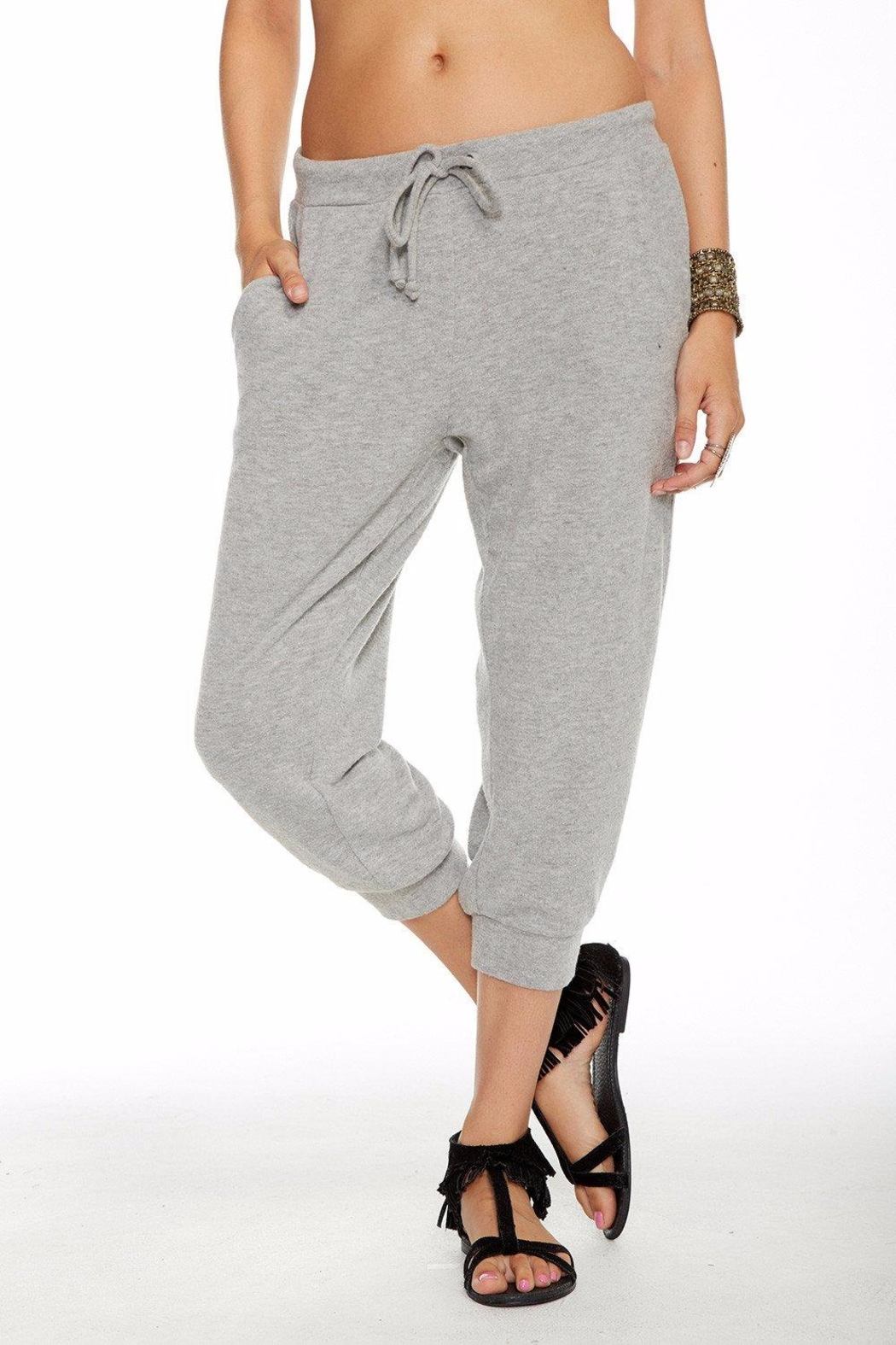 Chaser Slouchy Cropped Pant - Main Image