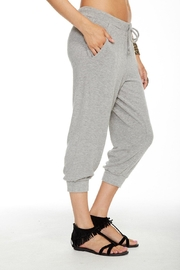 Chaser Slouchy Cropped Pant - Front full body
