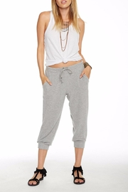 Chaser Slouchy Cropped Pant - Back cropped