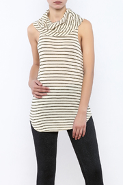 Chaser Sparkles And Stripes Top - Product Mini Image