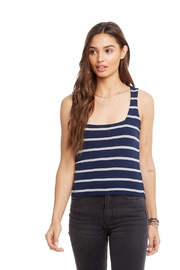 Chaser Square Neck Tank - Front cropped