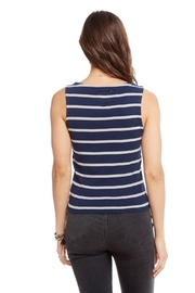 Chaser Square Neck Tank - Front full body