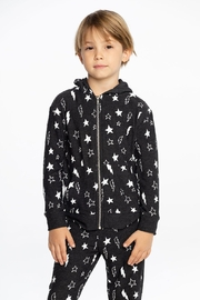 Chaser Star & Bolt Hoodie - Product Mini Image