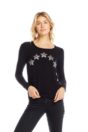 Chaser Star Print Pullover - Product Mini Image