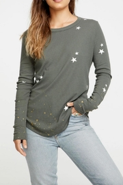 Chaser Stars Thermal Crew-Neck - Product Mini Image