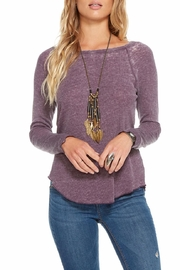 Chaser Strappy Back Raglan - Product Mini Image