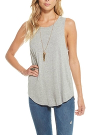 Chaser Strappy Back Tee - Product Mini Image