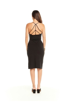 Chaser Strappy Bodycon Dress - Alternate List Image