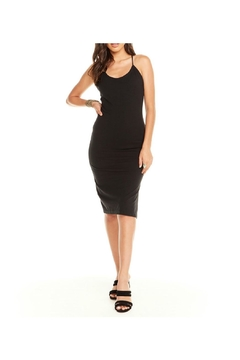 Chaser Strappy Bodycon Dress - Product List Image