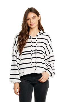 Chaser Stripe Pullover - Alternate List Image