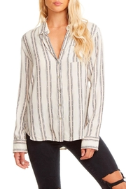 Chaser Classic Button-Down Shirt - Front cropped