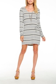 Chaser Striped Dress - Product Mini Image
