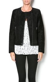 Chaser Suede Leather Jacket - Product Mini Image