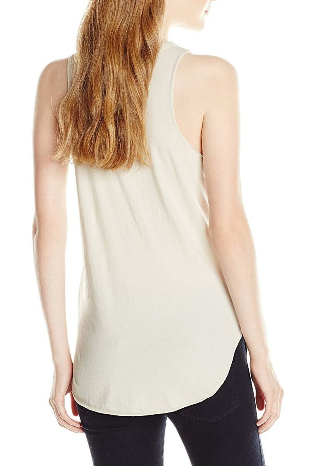 Chaser Sun Graphic Tank - Front Full Image