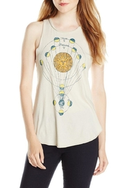 Chaser Sun Graphic Tank - Front cropped