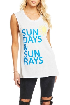 Chaser Sun Rays Tee - Product List Image