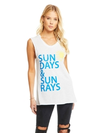 Chaser Sun Tank - Front cropped