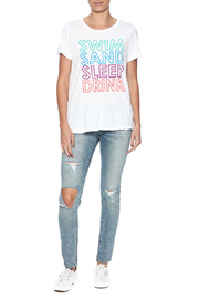 Chaser Printed Tee - Front full body