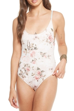 Shoptiques Product: Tahitian Bloom Swimsuit