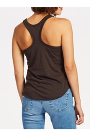Chaser Flamingo Tank Top - Front full body
