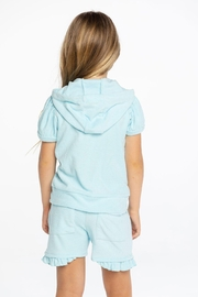 Chaser Terry Cloth Hooded-Pullover - Front full body