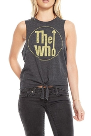 Chaser The Who Tank Top - Front cropped