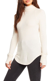 Chaser Thermal Raglan Turtleneck - Product Mini Image