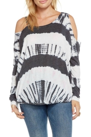 Chaser Tie Dye Cold-Shoulder - Product Mini Image