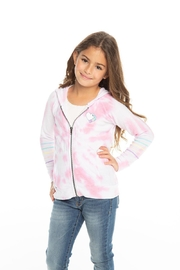 Chaser Tie Dye Hoodie - Product Mini Image