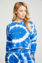 Chaser Tie-Dye Star Hoodie - Product Mini Image