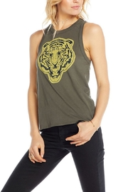 Chaser Tiger Face Tank - Product Mini Image