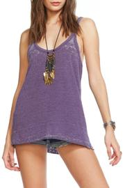 Chaser Triblend Strappy Cami - Product Mini Image