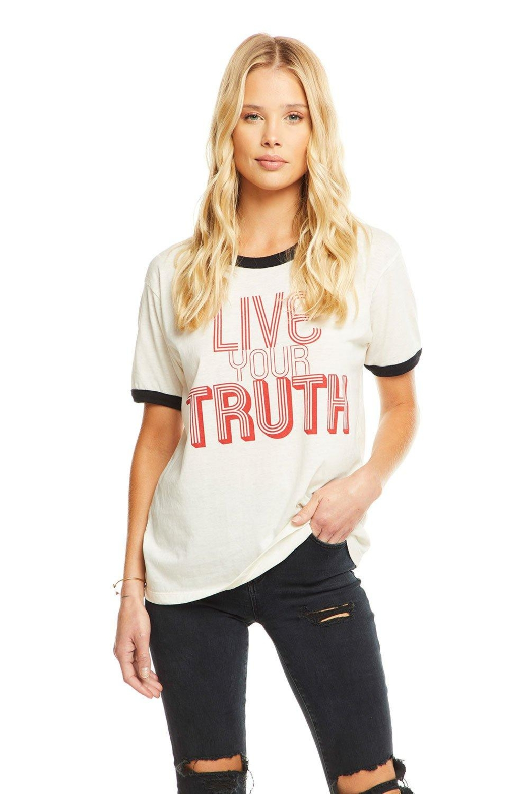Chaser Truth Graffic Tee - Main Image