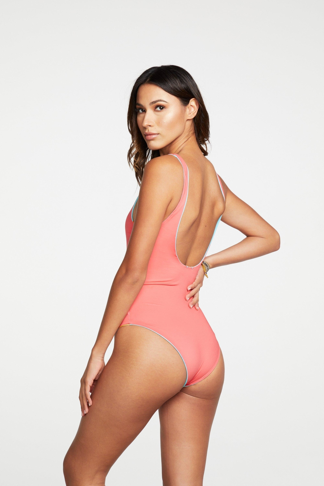 Chaser Valencia One Piece - Side Cropped Image