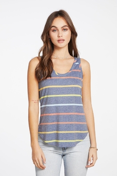 Chaser Vintage Jersey Tank - Product List Image