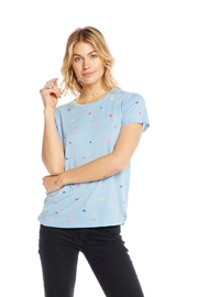 Chaser Vintage Print Tee - Front cropped