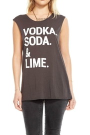 Chaser Vodka Soda Lime Tee - Product Mini Image