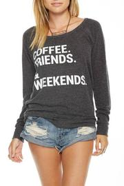 Chaser Weekend Coffee Pullover - Product Mini Image
