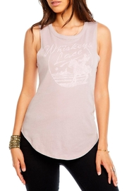 Chaser Whiskey-&-Lace Tee - Front cropped