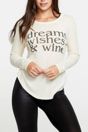 Chaser Wine Dreams Long-Sleeve - Product Mini Image