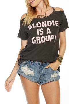 Shoptiques Product: Blondie Is a Group Tee