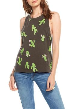Chaser Cactus Racerback Tank - Product List Image
