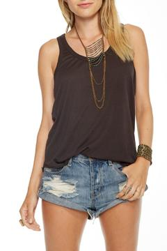Shoptiques Product: Everyday Shirttail Tank